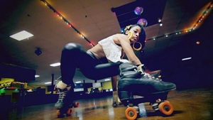 "<b>DOCUMENTARY ""UNITED SKATES""   DEBUTS FEB. 18 ON HBO AND EXPLORES THE UNDERGROUND AFRICAN-AMERICAN SUBCULTURE OF ROLLER SKATING</B>"